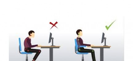HOW GOOD IS YOUR DESK POSTURE?