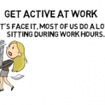 GETTING ACTIVE AT WORK