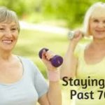 HOW TO GET FIT IN YOUR 70s