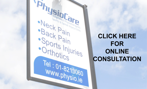 Physio Online Consultations